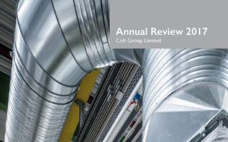 Colt Group Annual Review 2017